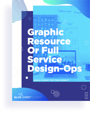 graphic resource or full service design ops