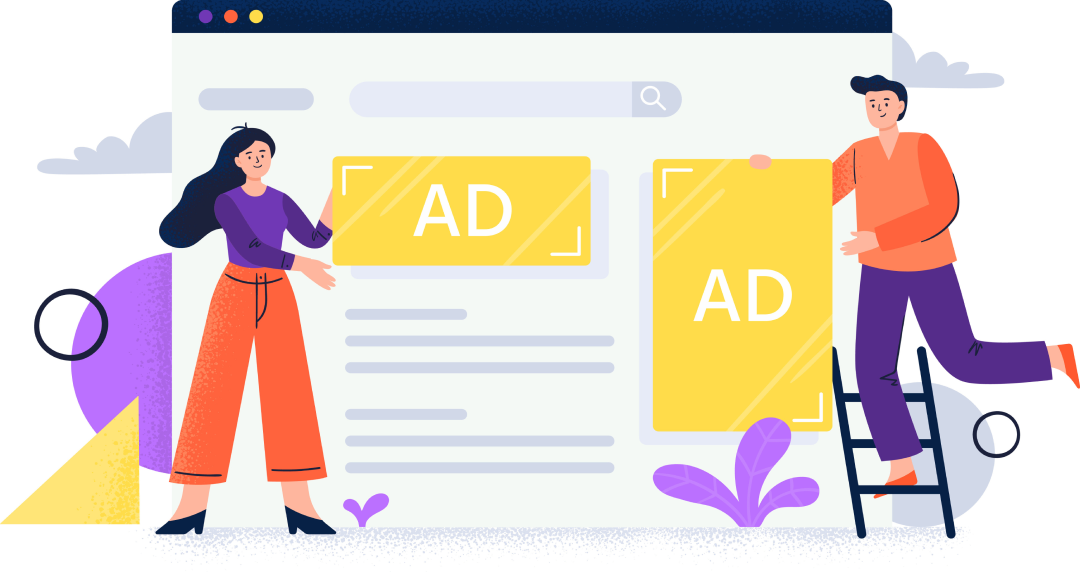 digital ads marketing design